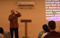 Mengucap Syukur dalam Segala Hal (Pdt Gideon Makarawung)