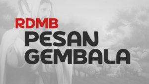 """Jangan Berperang """"Sendiri"""" (Pesan Gembala, 16 November 2019)"""