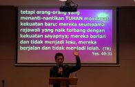 Berusahalah Mengenal Tuhan (Bapak Stevanus Teddy)