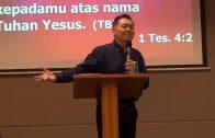 Lebih Serius Dengan Tuhan (Ps. Isaac Gunawan)