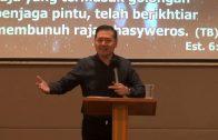 Mengisi Arsip Hidup Kita Dengan Hal Bernilai Kekal (Ps Isaac Gunawan)
