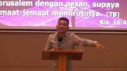 Miliki Ketangkasan Rohani (Spiritual Agility) (Bapak Yohanes Marbun)