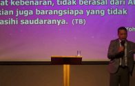 Living Deeper and Deeper with God (Dr. Mikha Sulistiono)