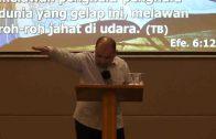 Kuasa Tuhan dalam Hidup Orang Percaya (Bapak Ade Surya Tarigan)