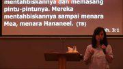 Membangun Kerjasama (Teamwork) (Ibu Angelique Handoko)
