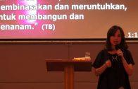Menjadi Alat Tuhan Lewat Kekuatan Perkataan (Ibu Angelique Handoko)