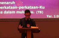 Menjadi Alat Tuhan Lewat Kekuatan Perkataan (Bapak Petrus Tedy)