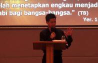 Menjadi Alat Tuhan Lewat Kekuatan Perkataan (Bapak Stefanus Tedy)