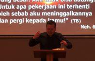 Ibadah Raya 28 Juni 2020 (Pdt Dr. Heru Cahyono)