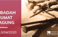 Ibadah Jumat Agung (10 April 2020) (Pdt Samuel Pristiwantoro)