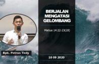 Ibadah Sekolah Minggu – RDMB Junior 6 September 2020