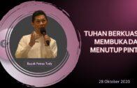 Ibadah Sekolah Minggu – RDMB Junior 15 November  2020