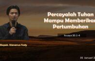 Ibadah Raya 3 Januari 2021